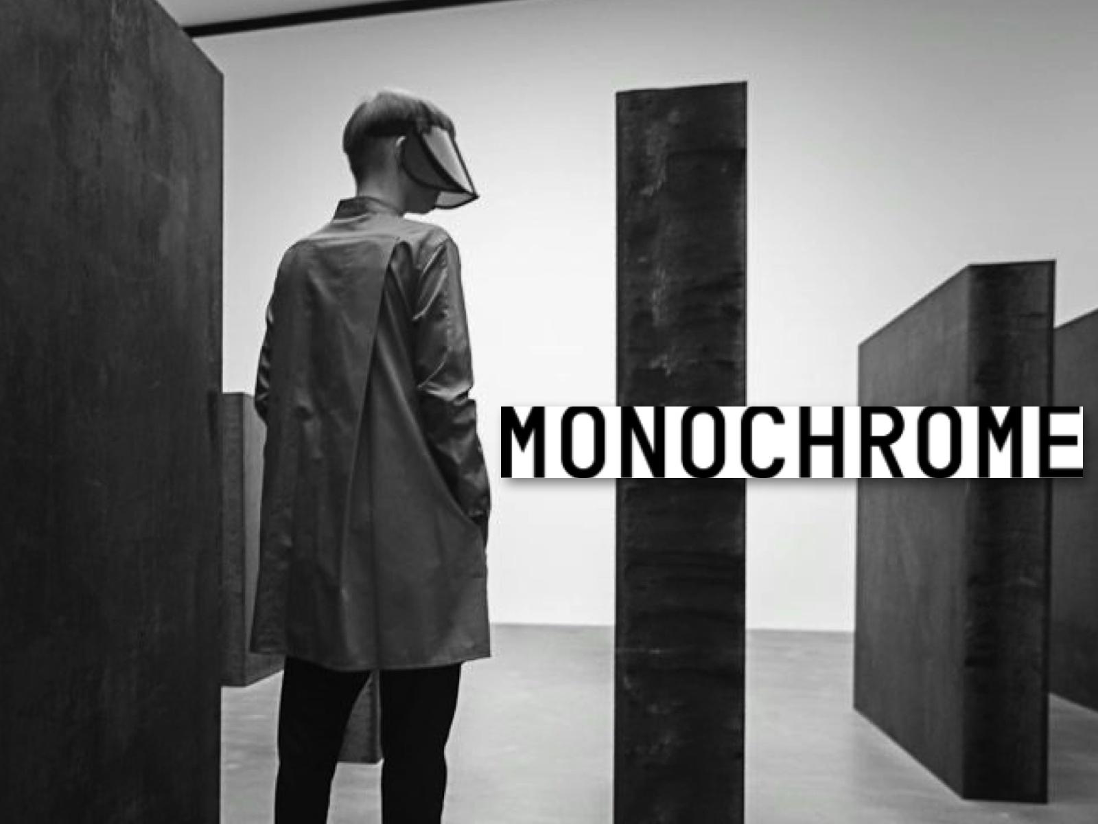 MONOCHROME 2015 SS