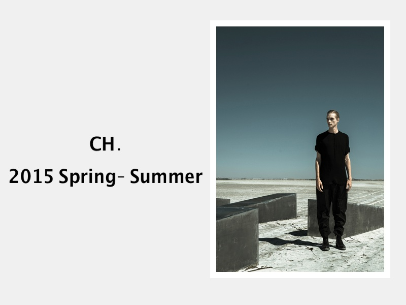 CH. SPRING SUMMER 2015