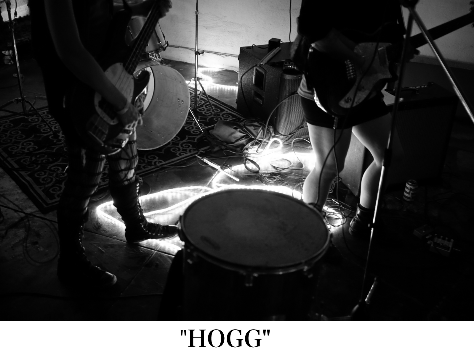 HOGG POST-PUNK