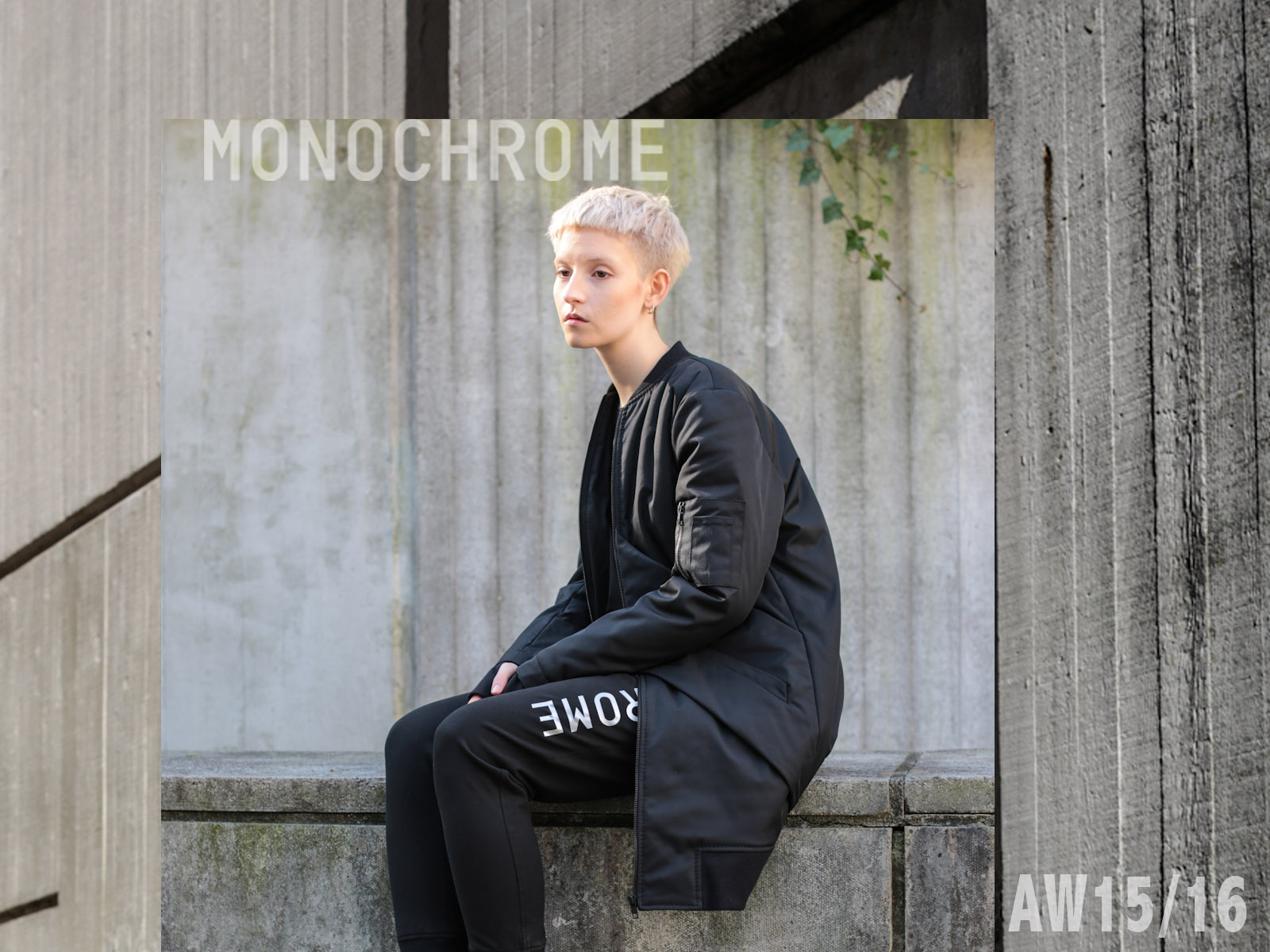 MONOCHROME AW15″REPLICANT""
