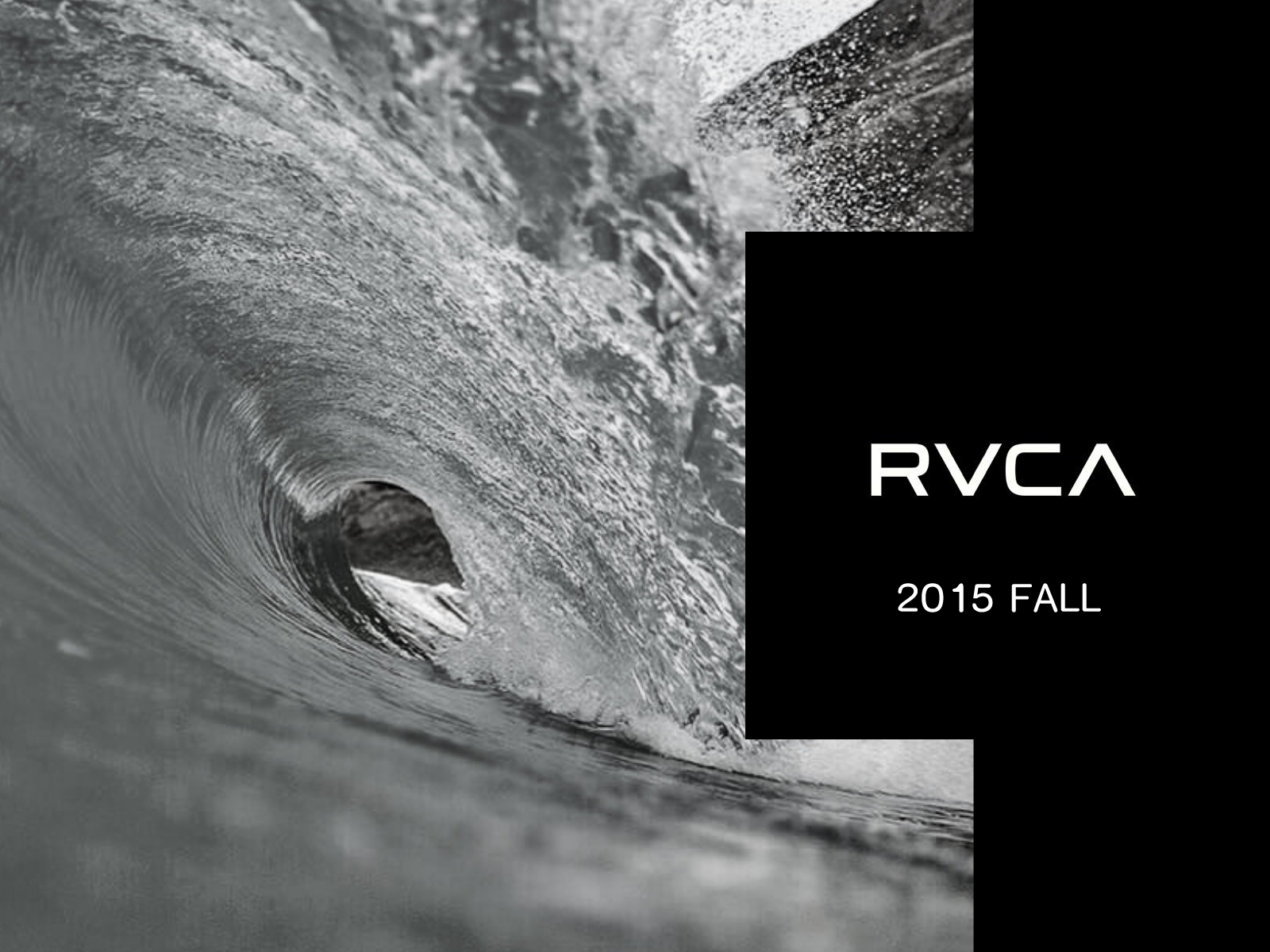 RVCA AW15 COLLECTION