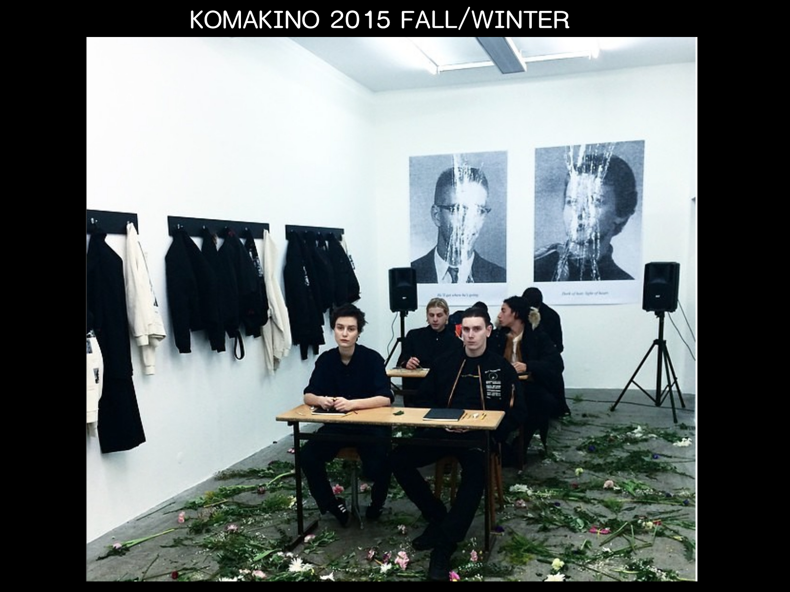 KOMAKINO FALL/WINTER 2015 50s YEAR BOOK