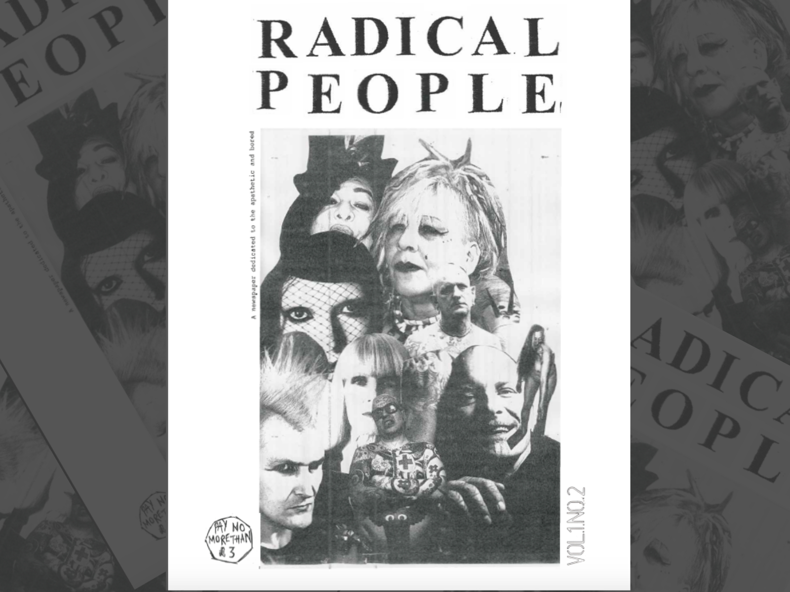 RADICAL PEOPLE (SANG BLEU)