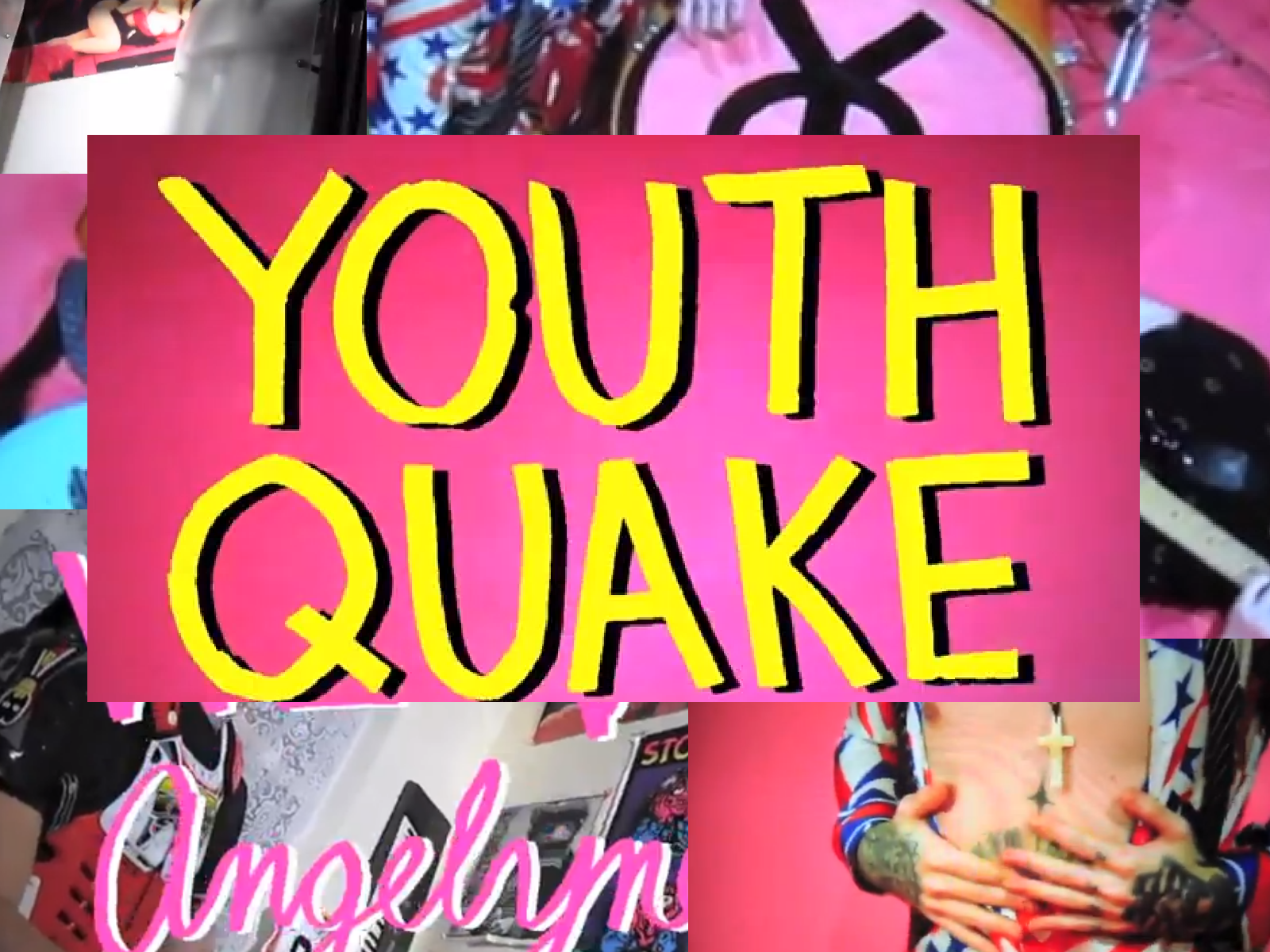NEON MUSIC-YOUTHQUAKE-