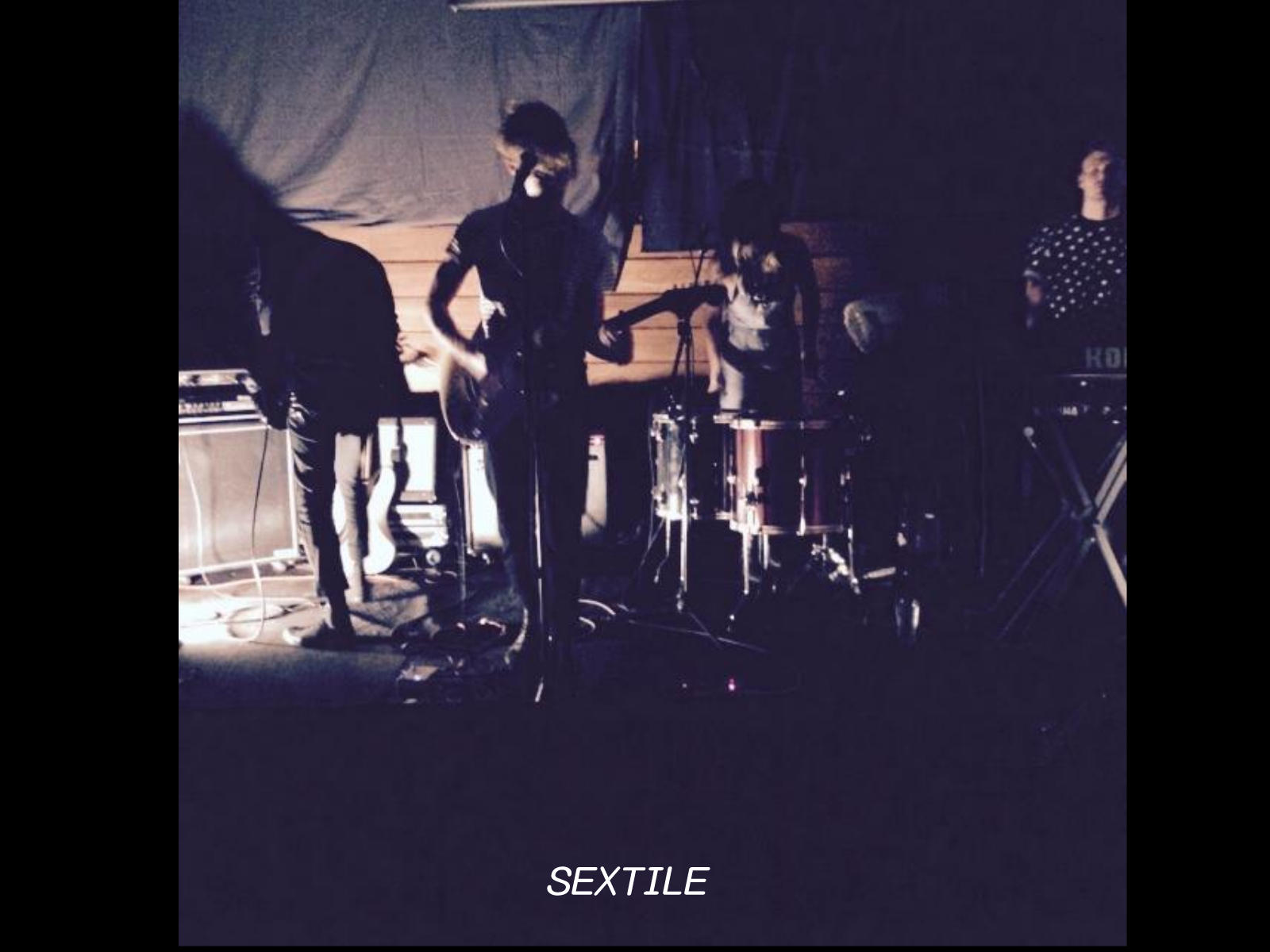 SEXTILE PRIMITIVE POST-PUNK