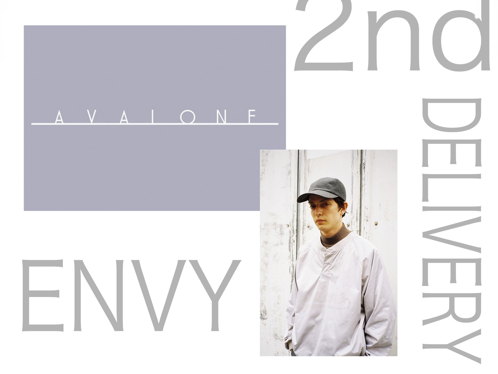 "AVALONE ""ENVY"" AW15 2nd delivery"