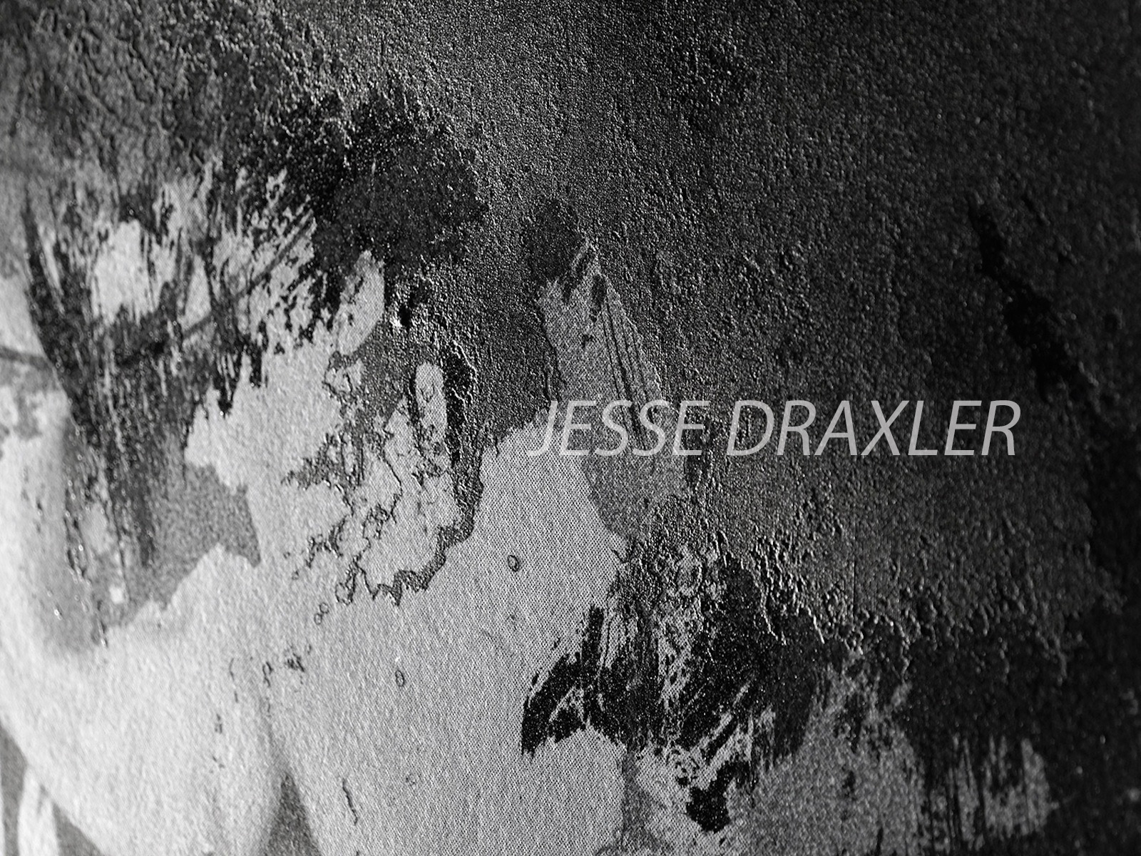 JESSE DRAXLER – SCREENPRINTS DEBUT