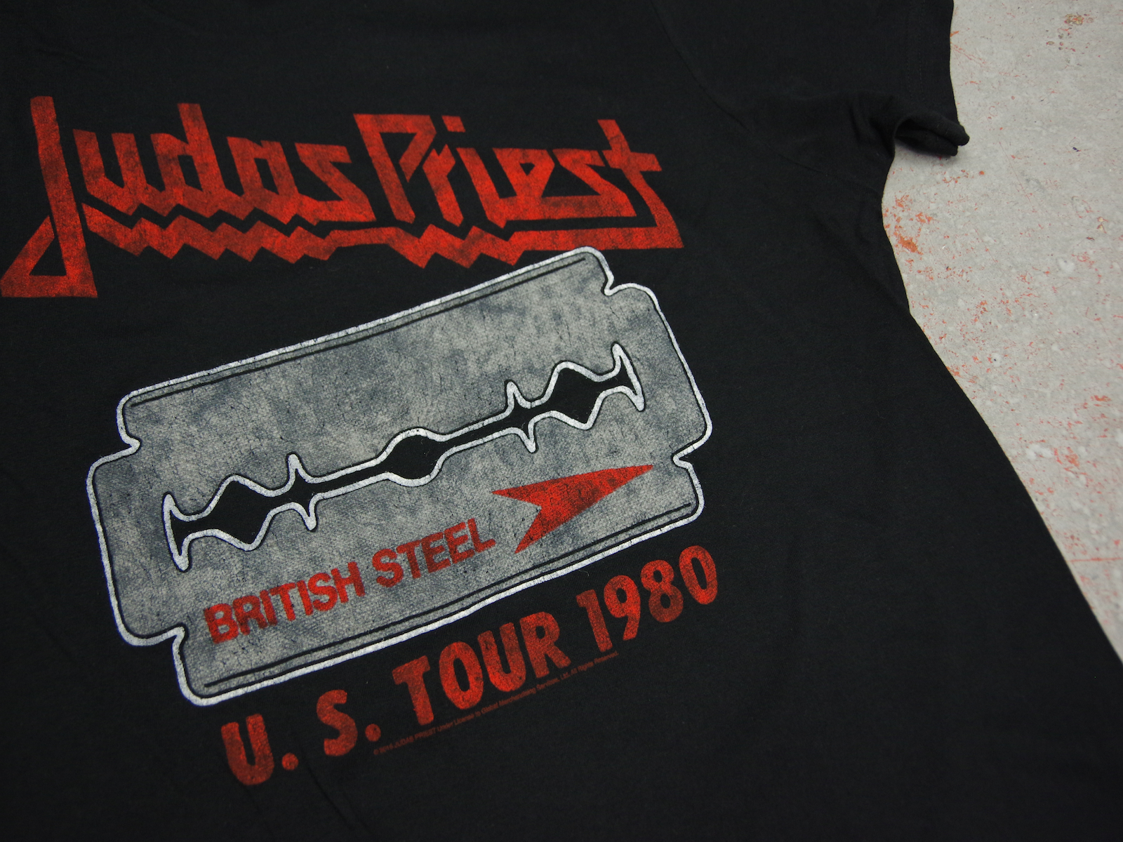 BRITISH STEEL – JUDAS PRIEST