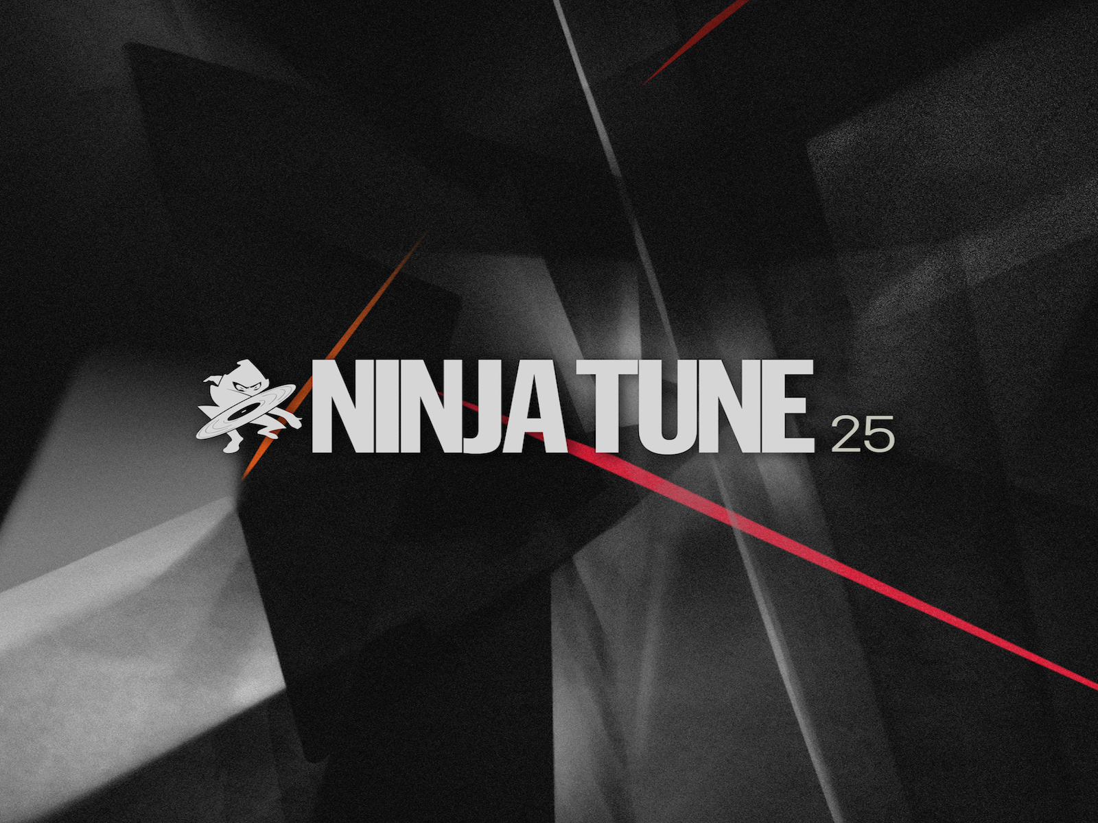 25 YEARS OF NINJA TUNE