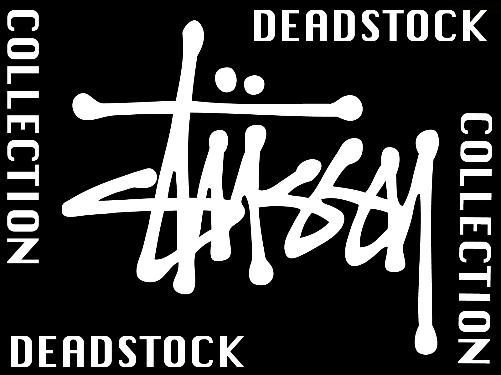 STUSSY 90s DEADSTOCK COLLECTION