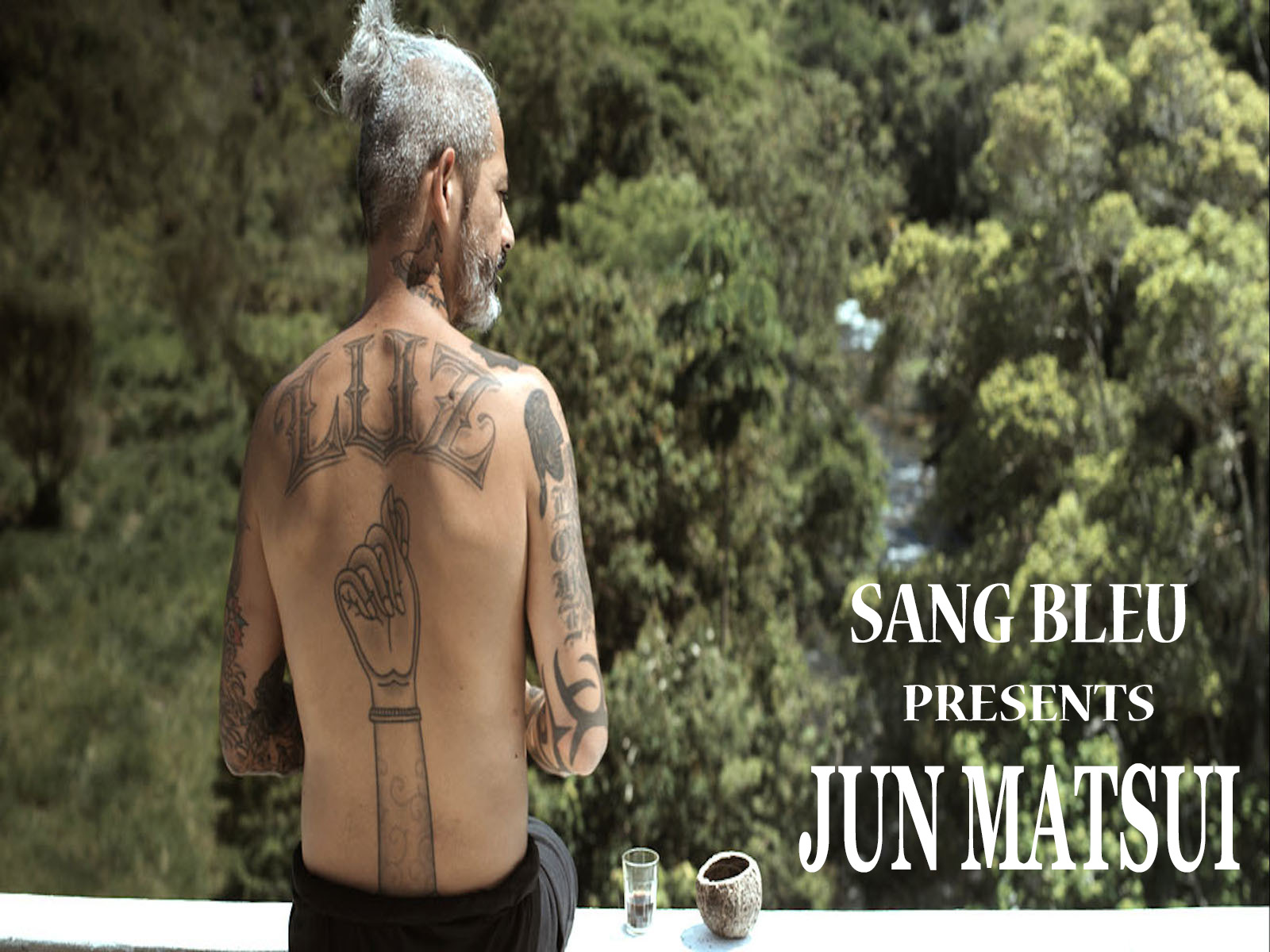 SANG BLEU PRESENTS JUN MATSUI