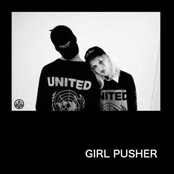 Pick up artist-GIRL PUSHER