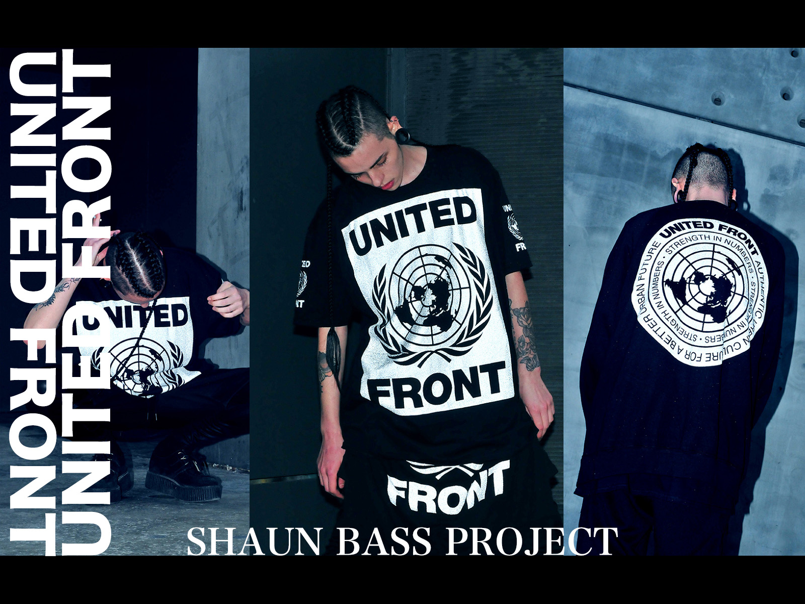 NEW BRAND – UNITED FRONT