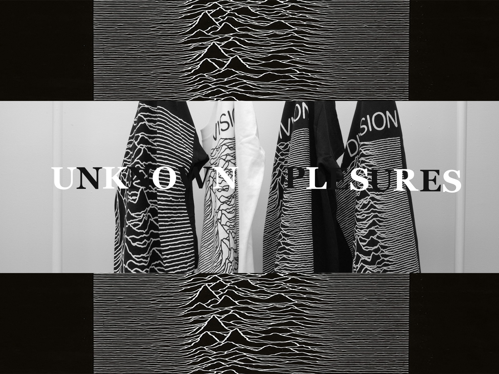 NEW ARRIVAL / JOY DIVISION – UNKNOWN PLEASURES