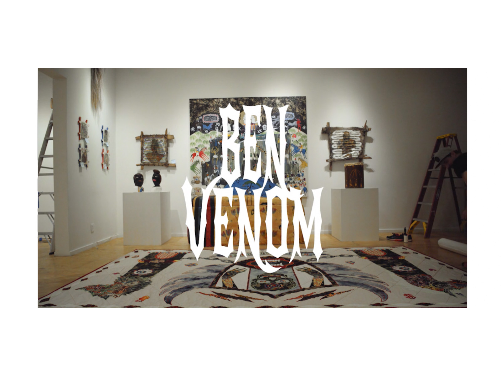 DIY METAL QUILTING by BEN VENOM