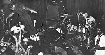 HISTORY OF BAD BRAINS | Fragile フラジャイル 大阪
