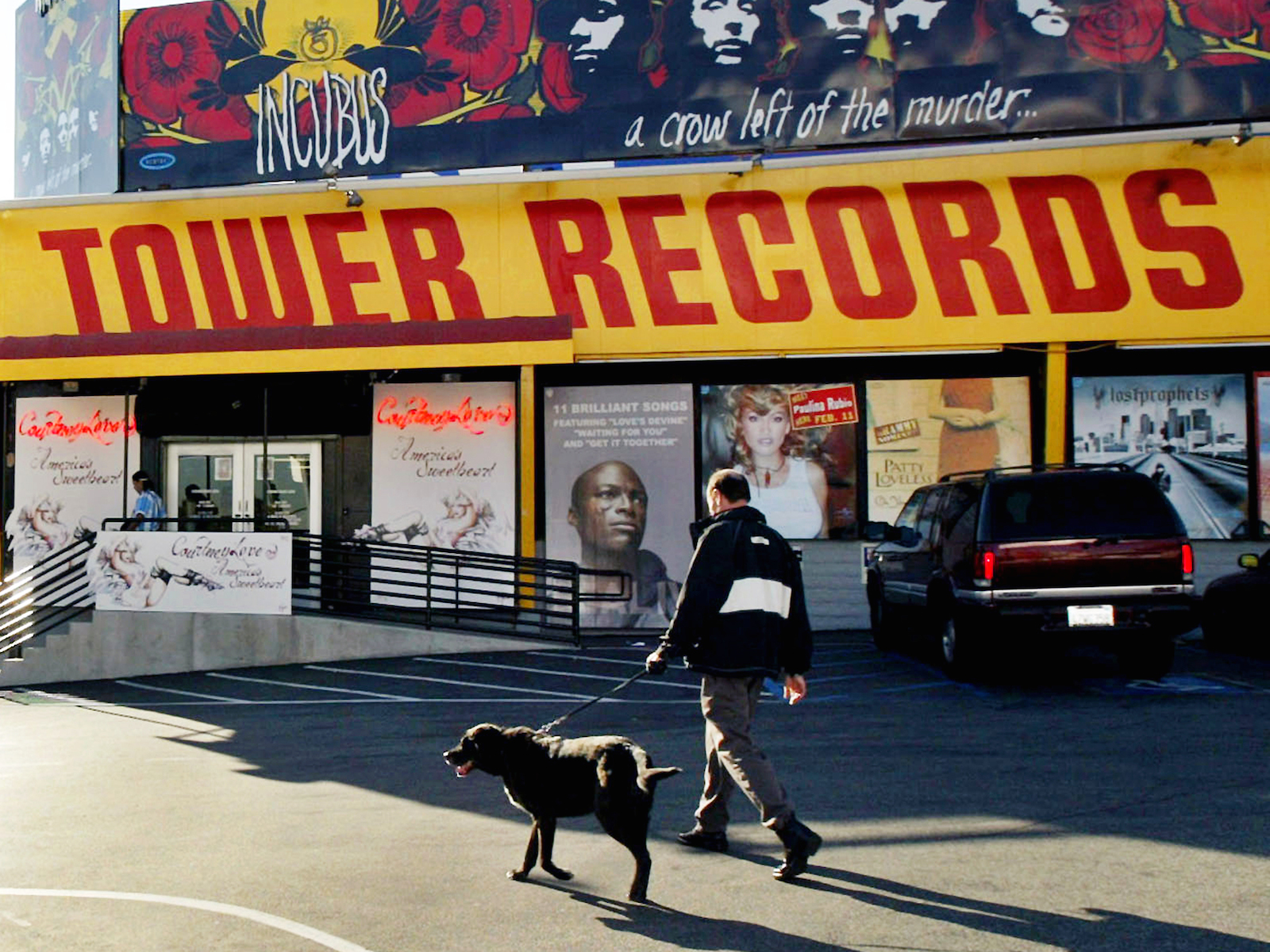 TOWER RECORDS FOREVER