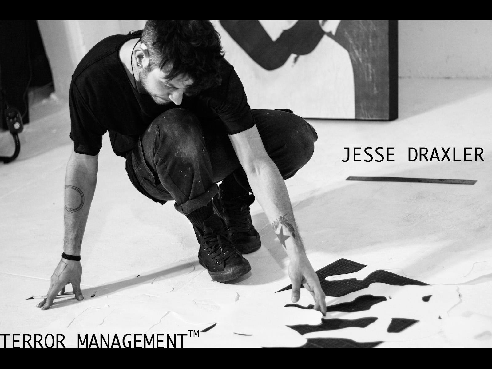 JESSE DRAXLER – TERROR MANAGEMENT