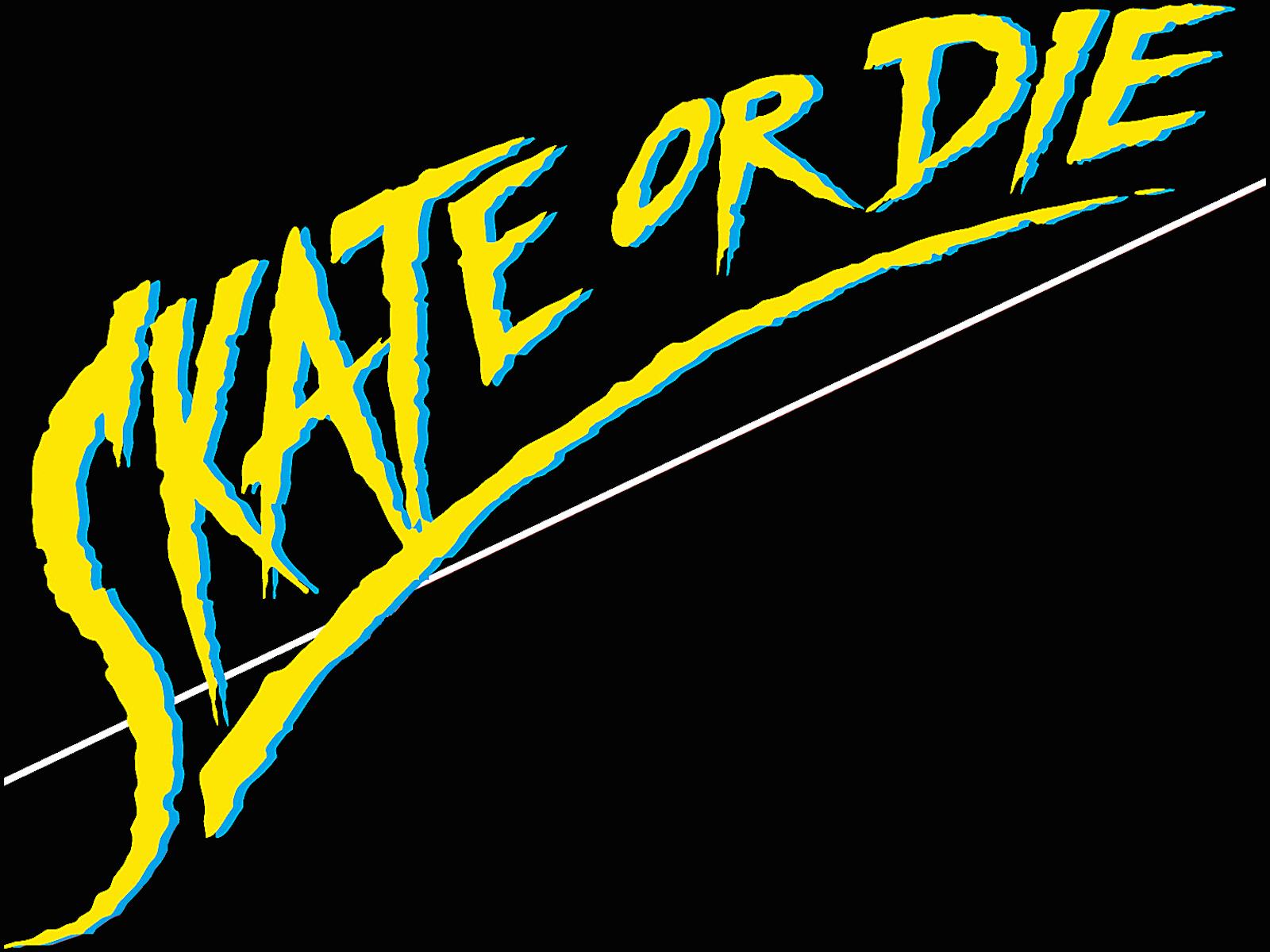 SKATE OR DIE × SKATE OR PIE