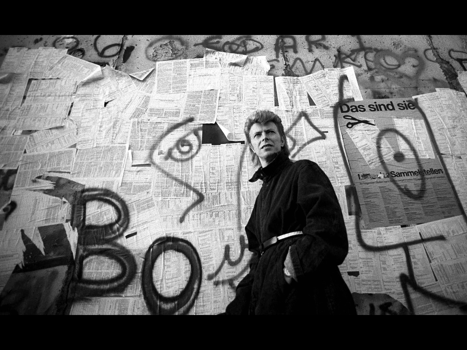 DAVID BOWIE – BERLIN TRILOGY