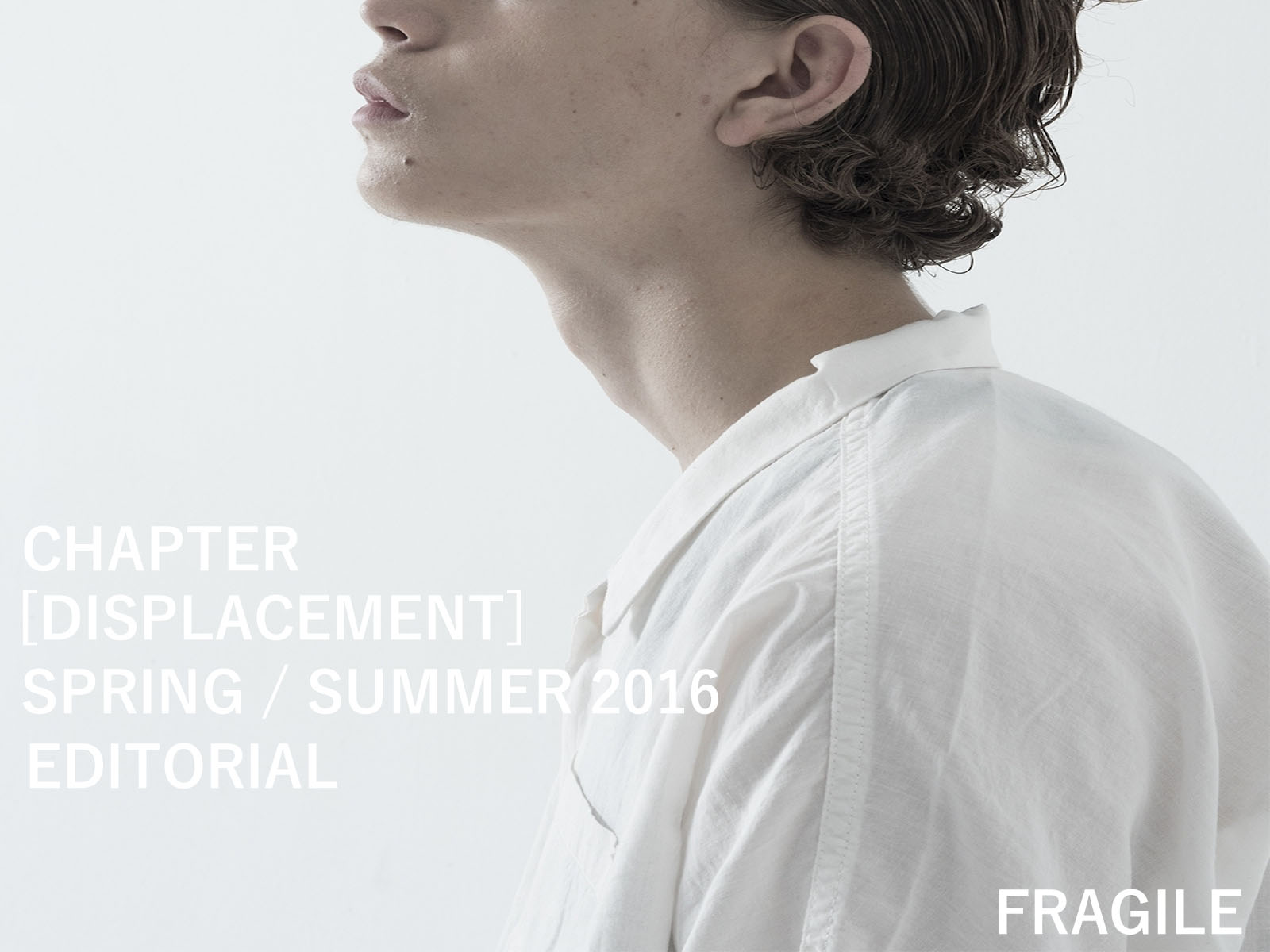 CHAPTER – SPRING / SUMMER 2016 coming soon…