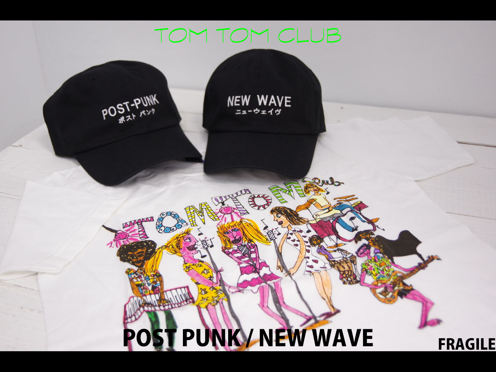 POST PUNK / NEW WAVE [TOM TOM CLUB]