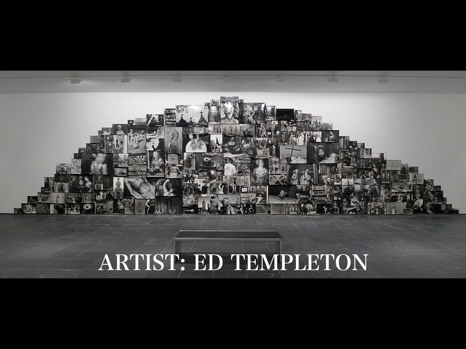 ARTIST : ED TEMPLETON