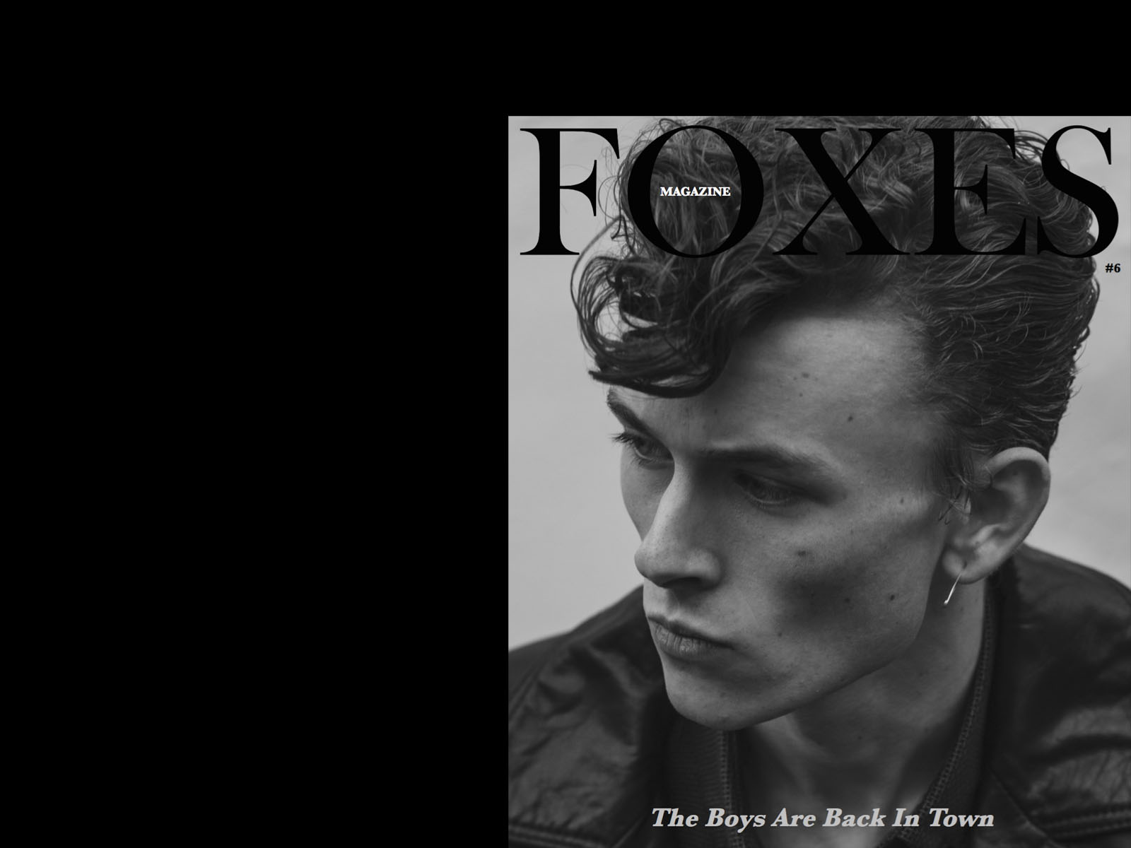CHAPTER SS 16 featured in FOXES MAGAZINE