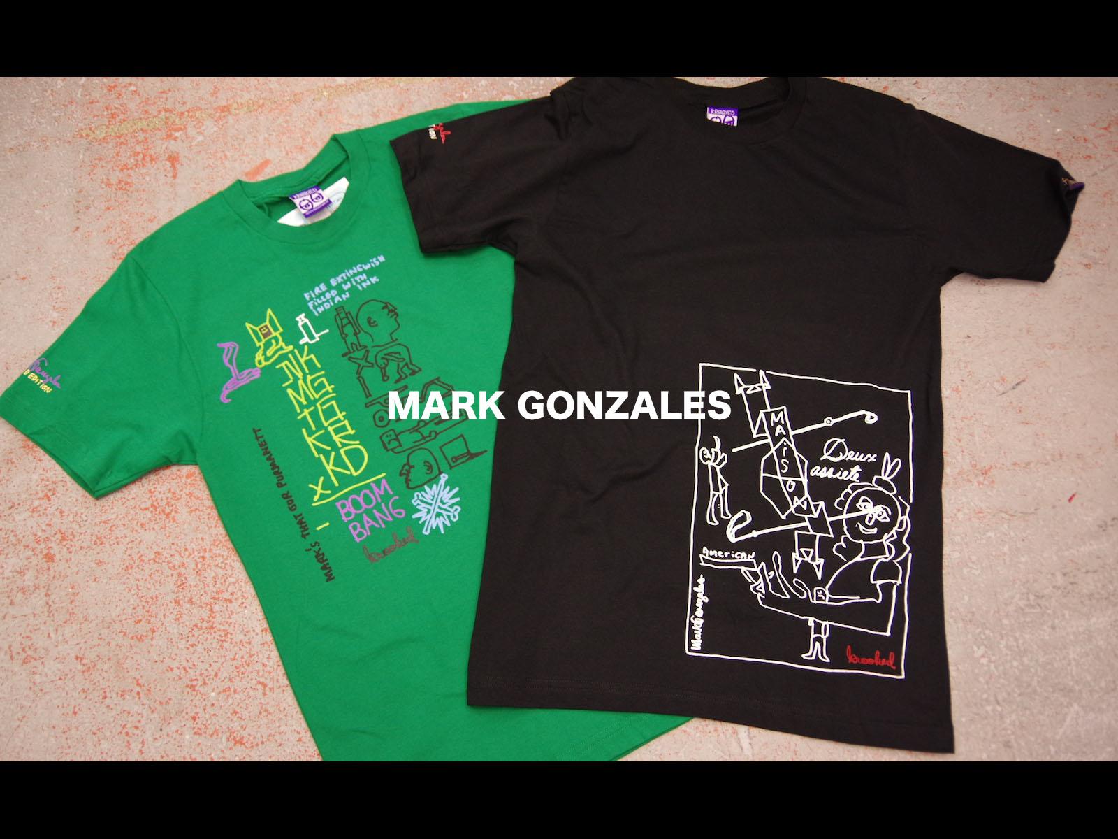 ARTIST: MARK GONZALES