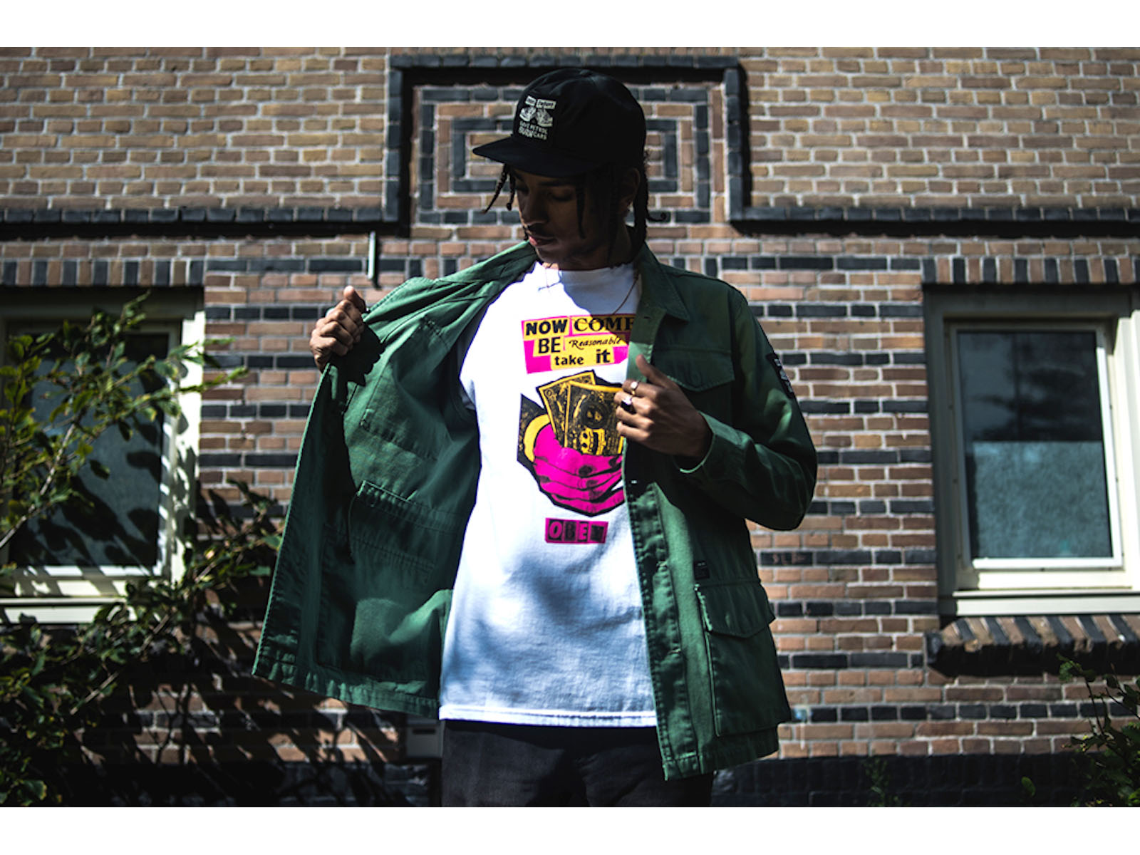 NEW ARRIVALS – OBEY CLOTHING