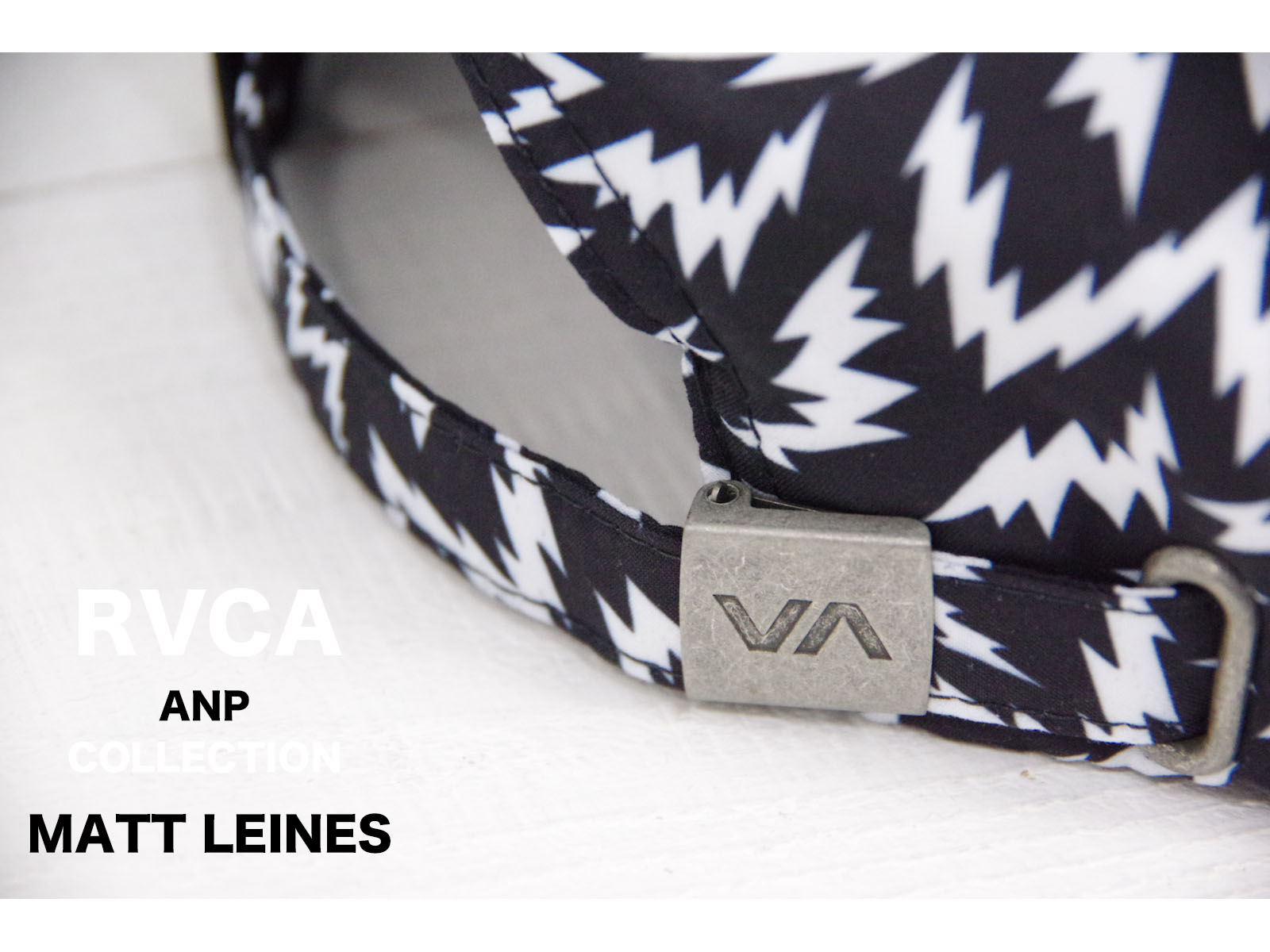 NEW ARRIVALS – RVCA × MATT LEINES COLLECTIONS vol.2