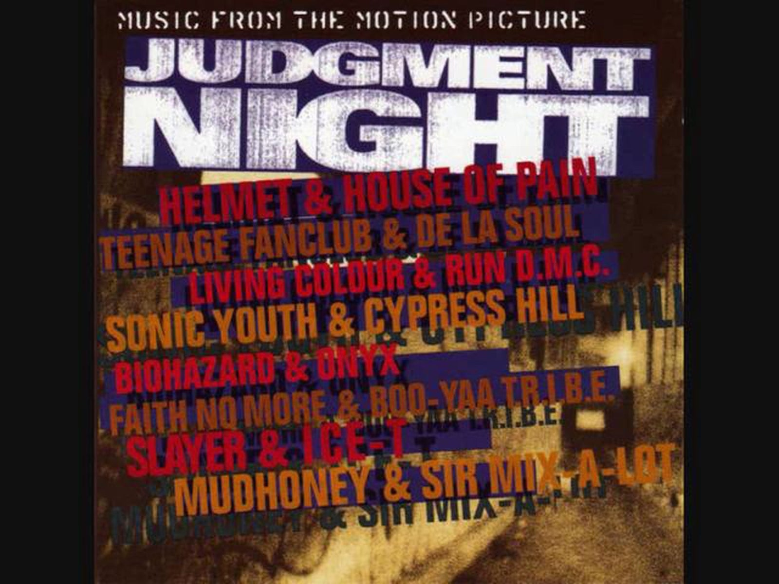 ROCK VS HIPHOP MOVIE : JUDGMENT NIGHT
