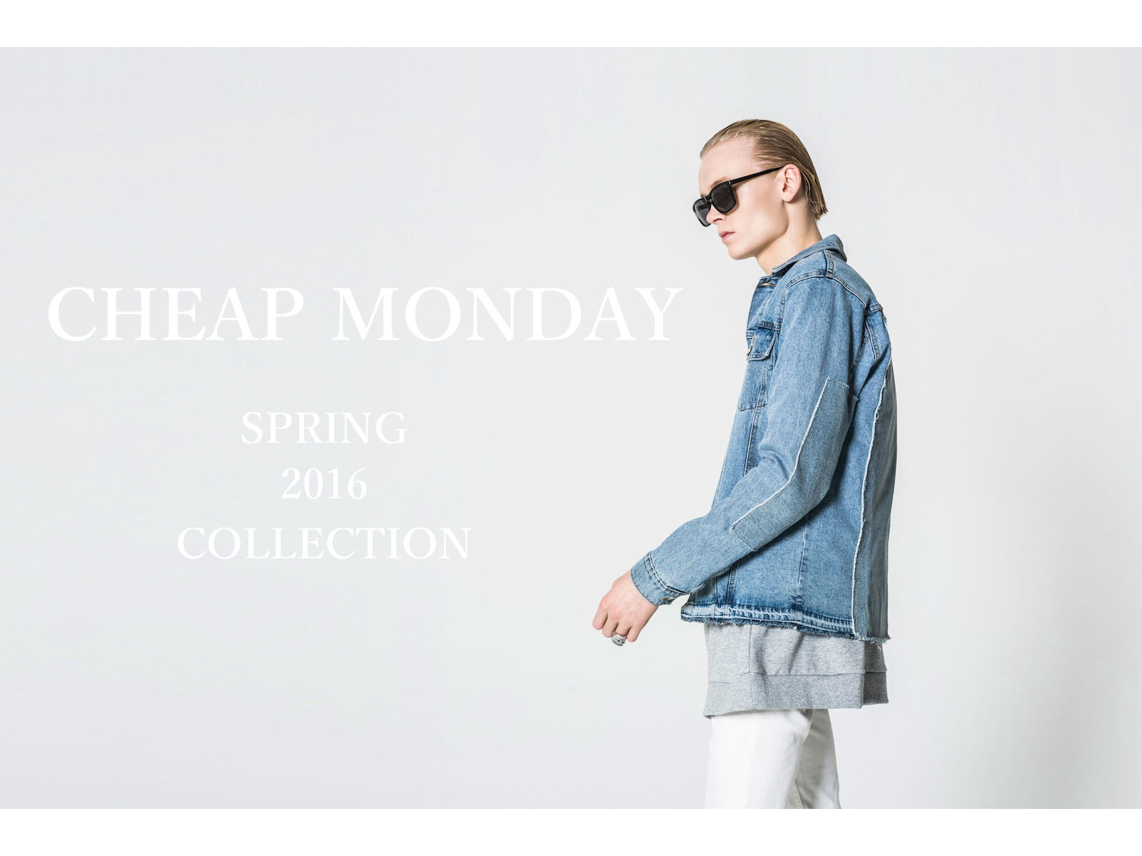 NEW ARRIVAL – CHEAP MONDAY SPRING 2016 2nd Delivery