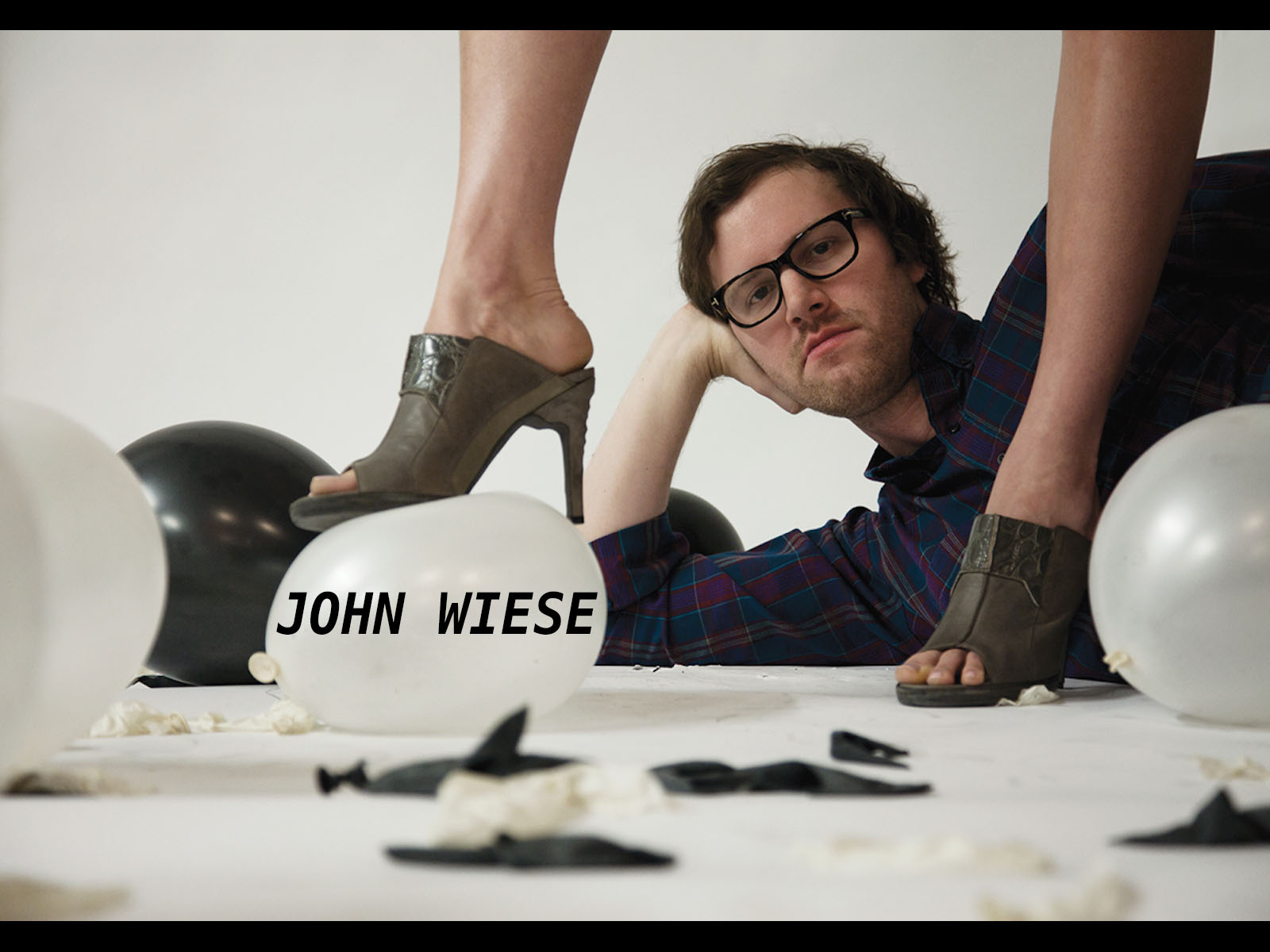NOISE MUSIC – JOHN WIESE VOL.1