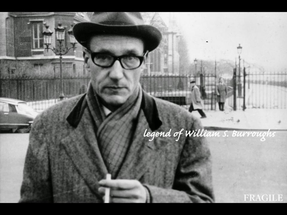 Wiiliam S. Burroughs