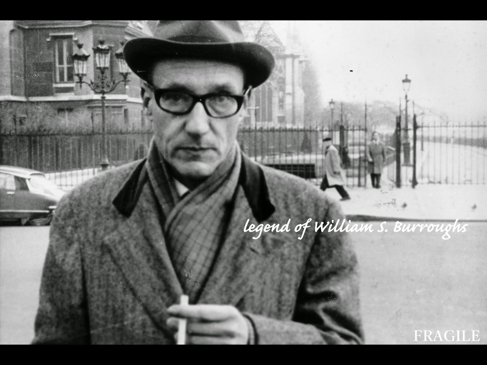 Legend of William S. Burroughs Part. 1