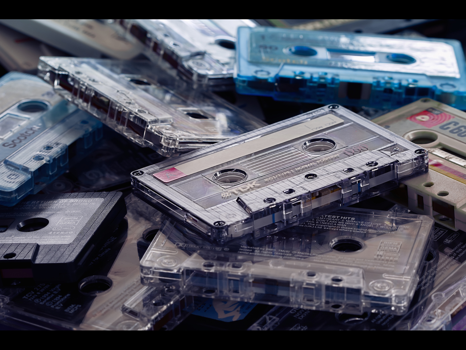 COME BACK – CASSETTE TAPE