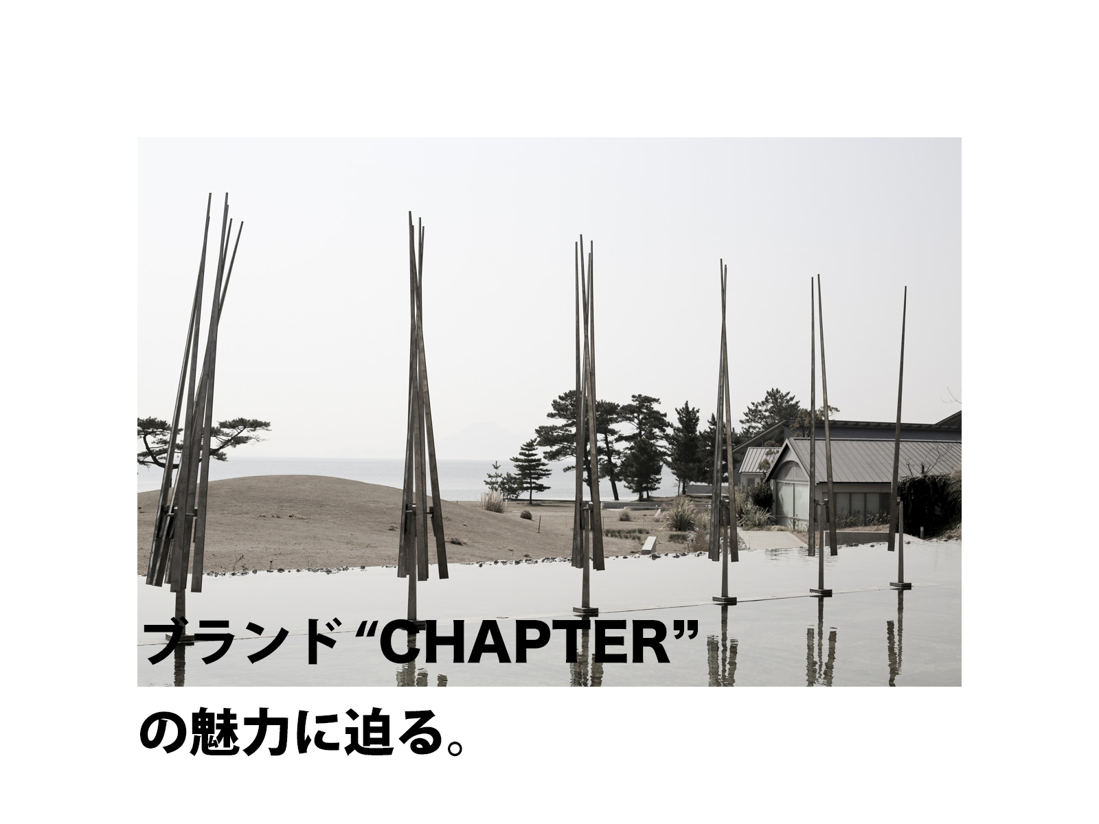 VISIT THE ARCHITECTURE – CHAPTER