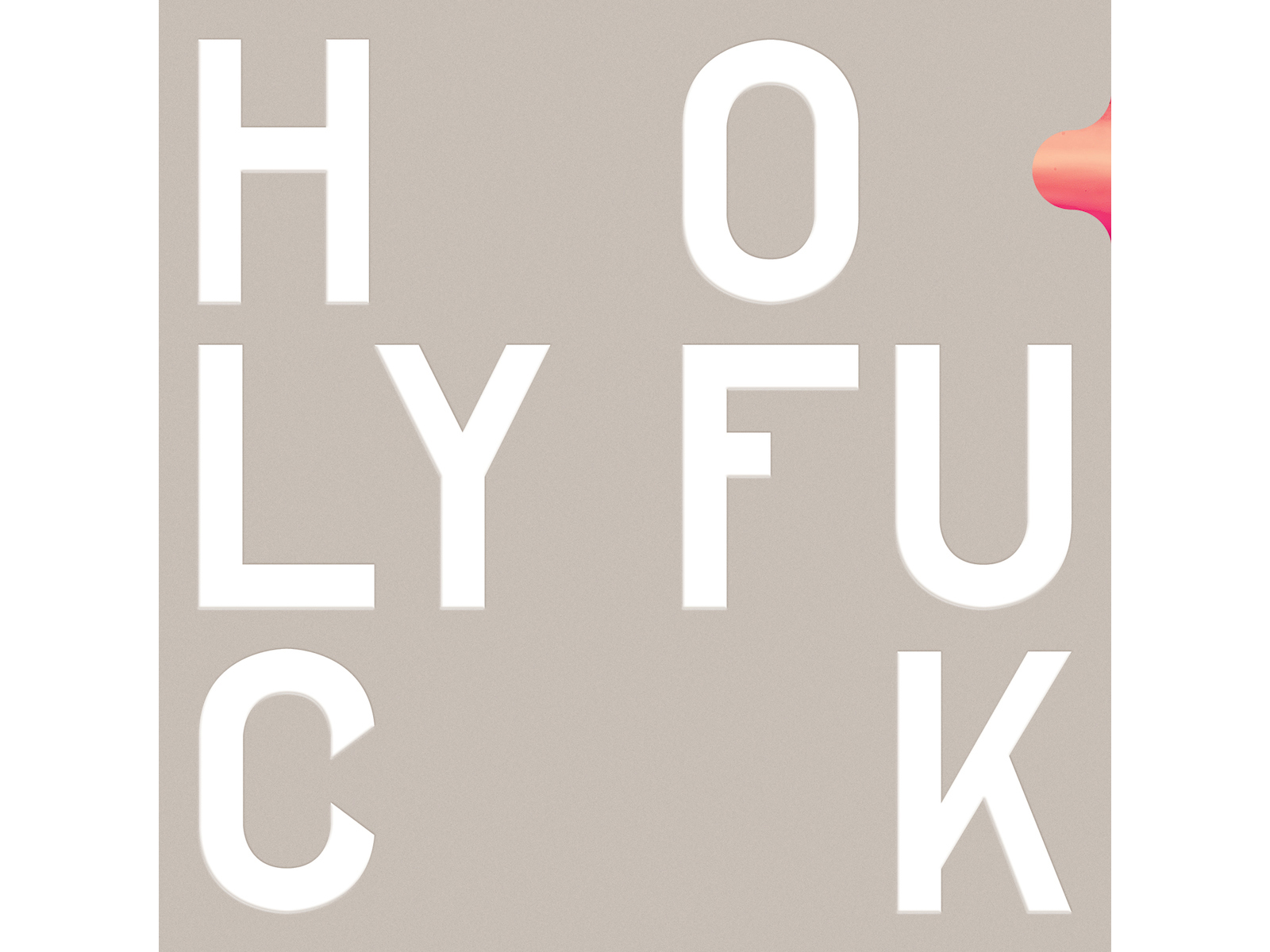 HOLY FUCK – JAPAN TOUR 2016