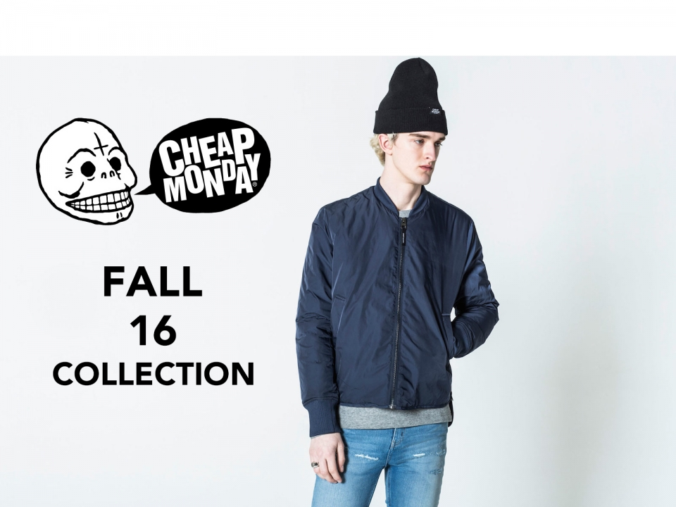CHEAP MONDAY FALL16