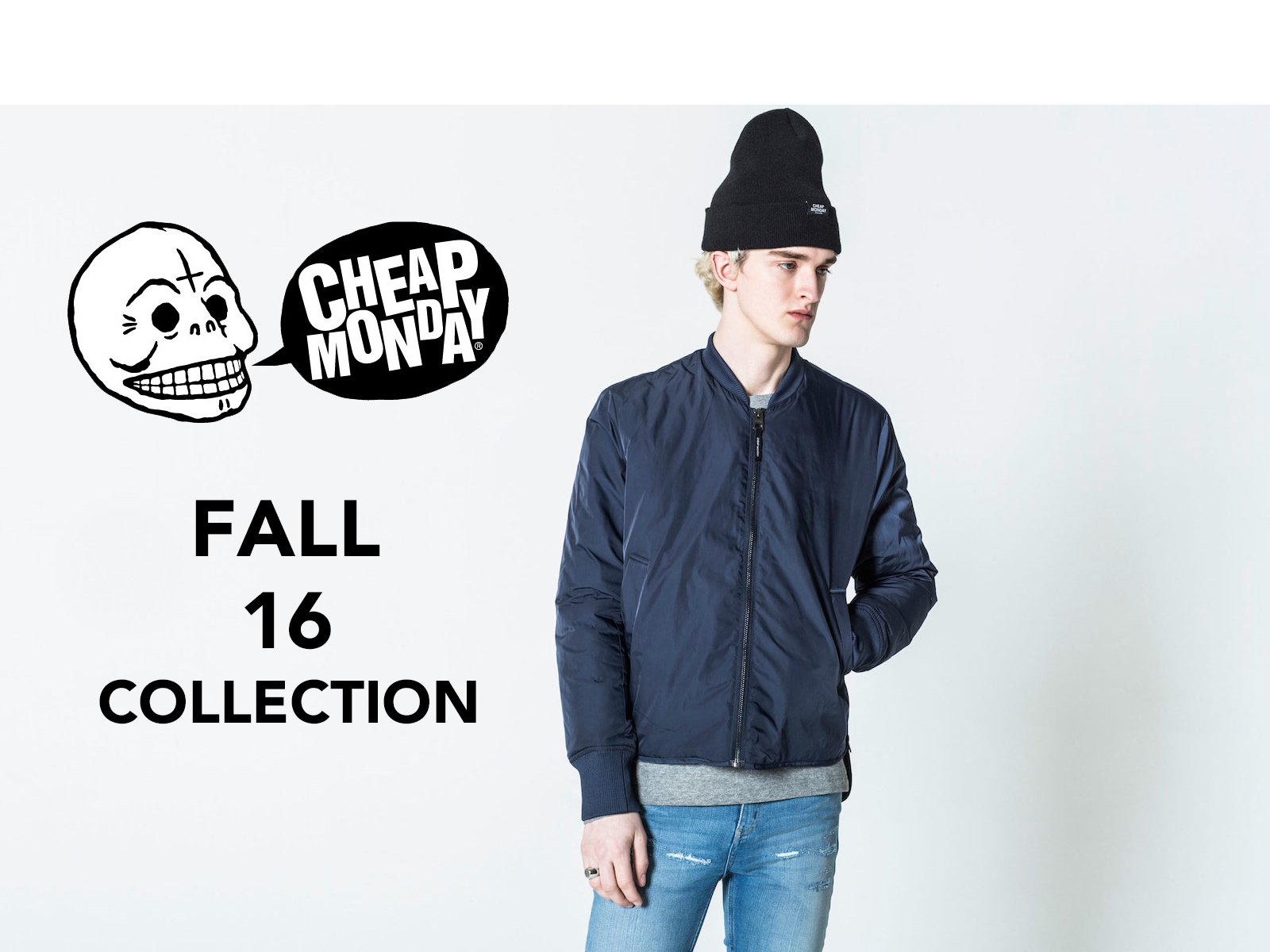 NEW ARRIVAL – CHEAP MONDAY FALL 2016 1st delivery