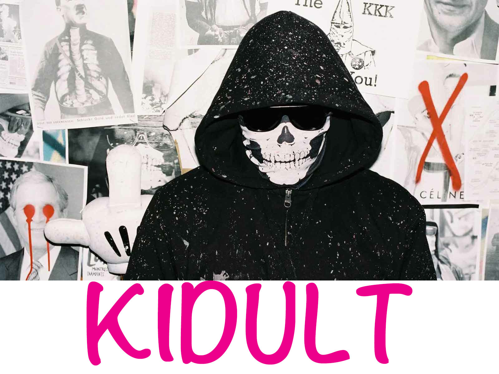 KIDULT – VISUAL RAPE