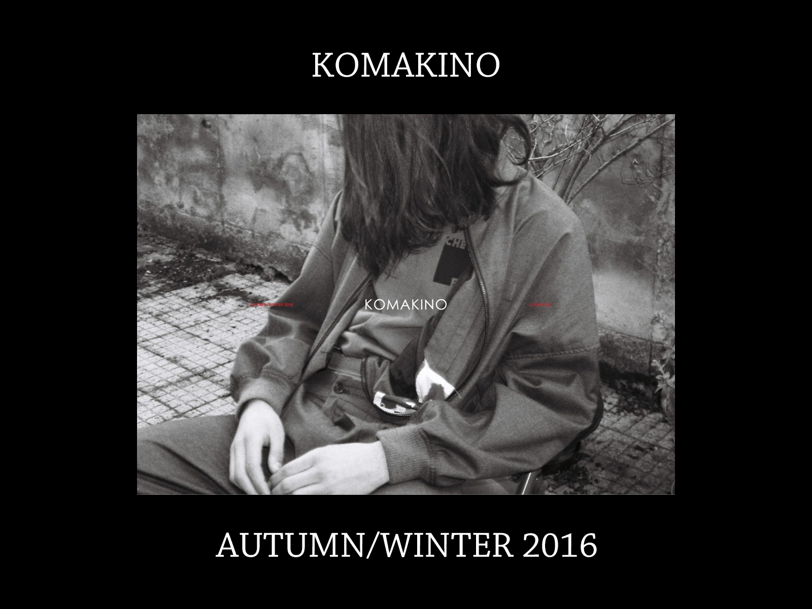 NEW ARRIVAL – KOMAKINO AUTUMN/WINTER 2016