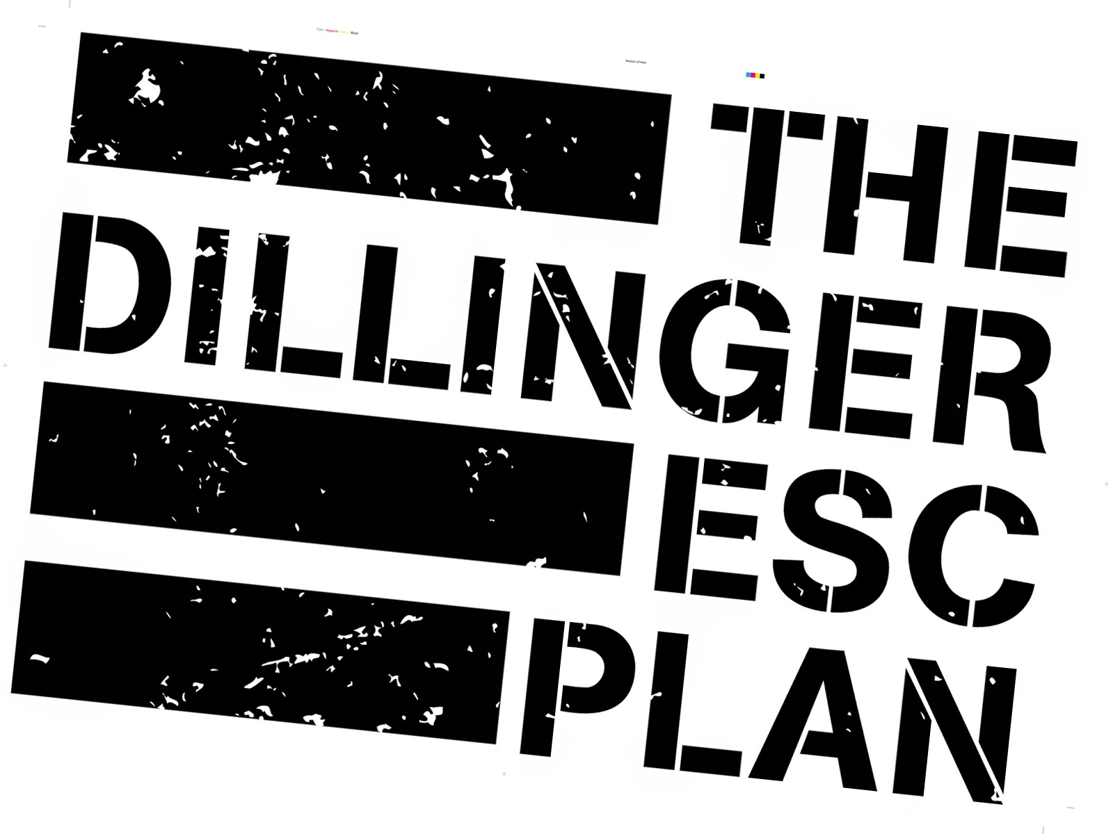 THE FINAL : THE DILLINGER ESCAPE PLAN