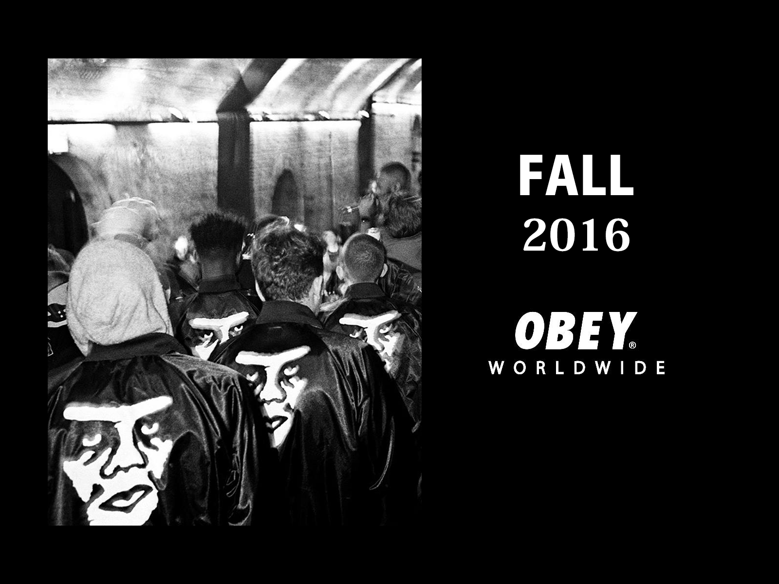NEW ARRIVALS – OBEY FALL 2016