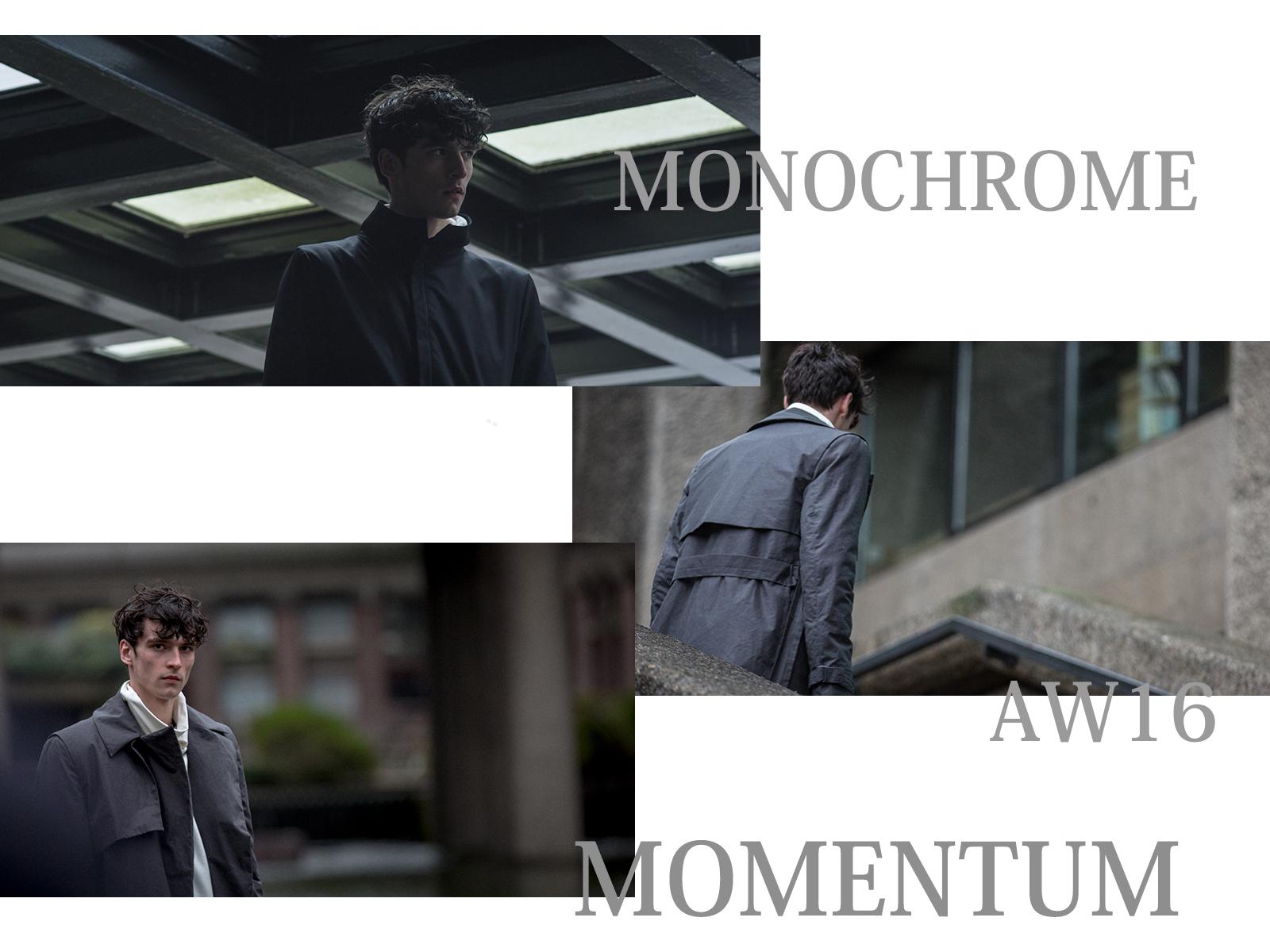 MONOCHROME – ミニマルなデザイン