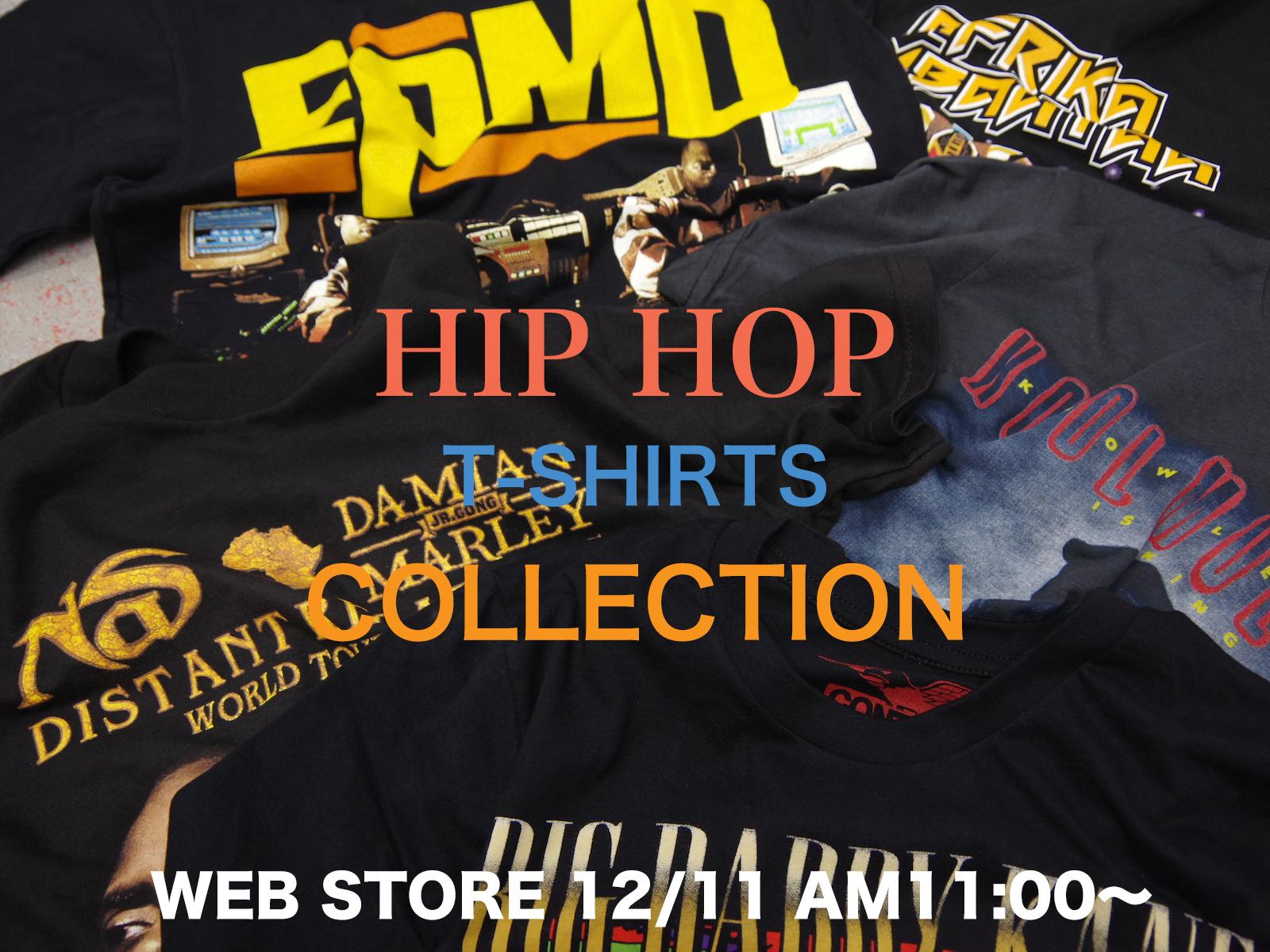 オールドスクールHIP HOPの決定版Tシャツがウェブストアにて先行販売!