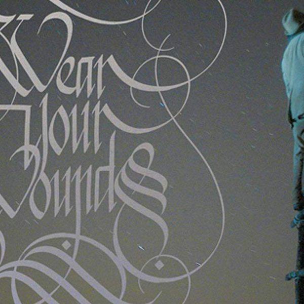 ジェイコブ・バノンによるソロ・プロジェクト WEAR YOUR WOUNDS