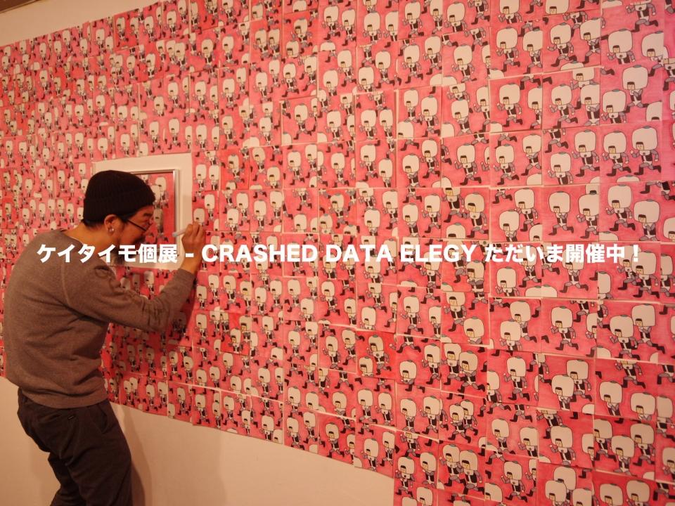 CRASHED DATA ELEGY