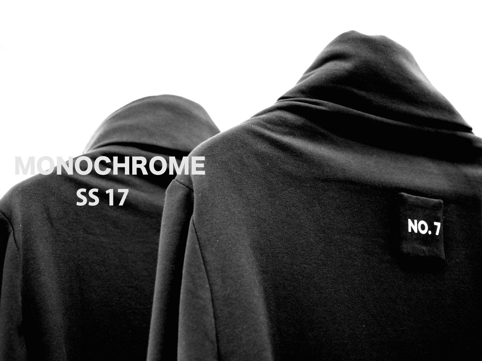 MONOCHROME – SPRING SUMMER 2017